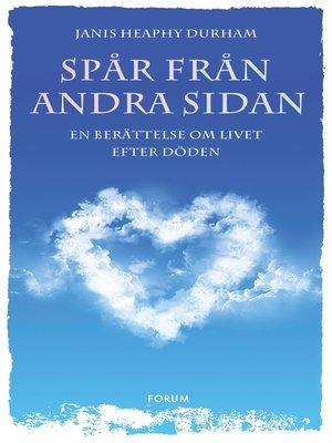 cover image of Spår från andra sidan