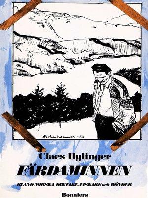 cover image of Färdaminnen