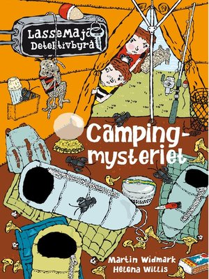 cover image of Campingmysteriet