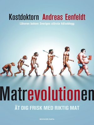 cover image of Matrevolutionen