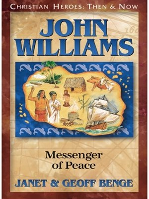 cover image of John Williams: Messenger of Peace