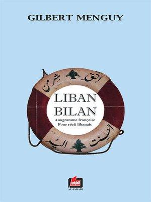 cover image of Liban Bilan