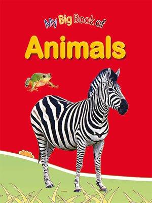 cover image of كتابي الكبير الصوّر: Animals