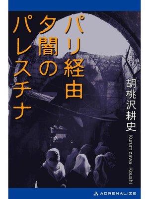 cover image of パリ経由 夕闇のパレスチナ: 本編