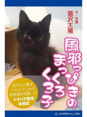cover image of 風邪っぴきのまっくろくろ子: 本編