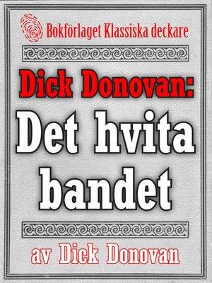 cover image of Det hvita bandet