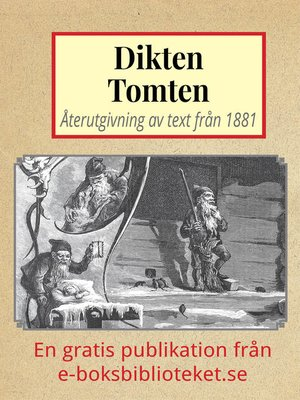 cover image of Dikten Tomten