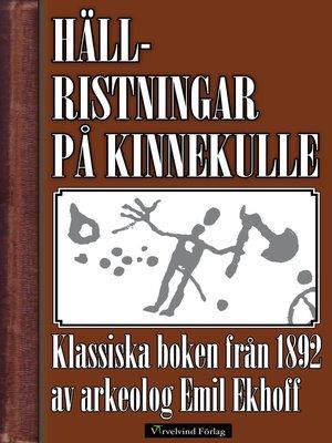 cover image of Hällristningar på Kinnekulle