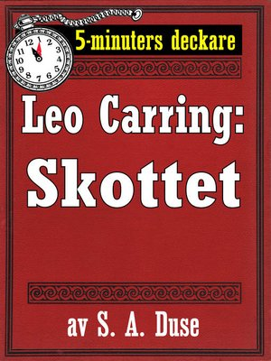 cover image of Skottet
