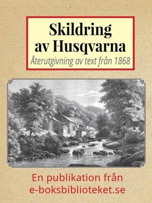 cover image of Husqvarna gevärsfaktori