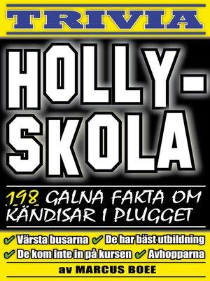 cover image of Hollyskola