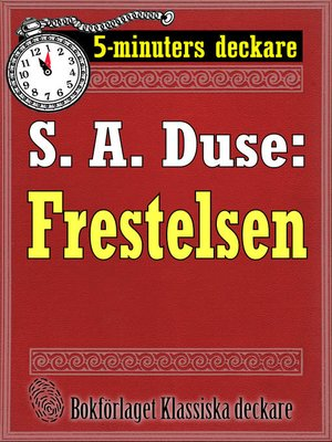 cover image of Frestelsen. Berättelse