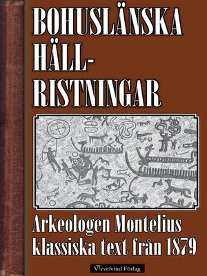 cover image of Bohuslänska hällristningar