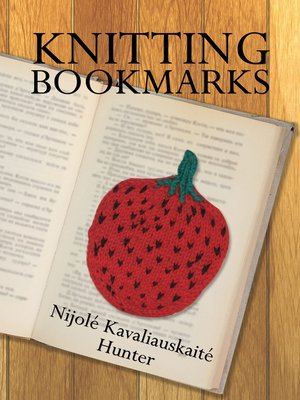 cover image of Knitting Bookmarks