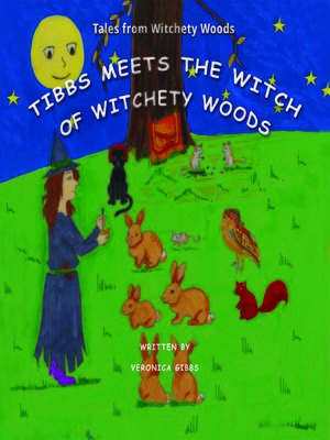 cover image of Tibbs Meets The Witch of Witchety Woods