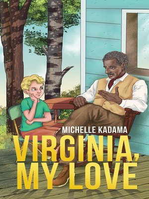 cover image of Virginia, My Love