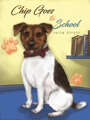 cover image of Chip Goes to School