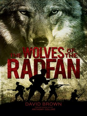 cover image of The Wolves of the Radfan