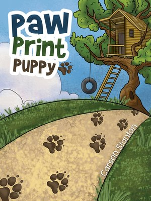 cover image of Paw Print Puppy