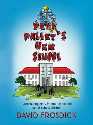 cover image of Pete Pallet's New School