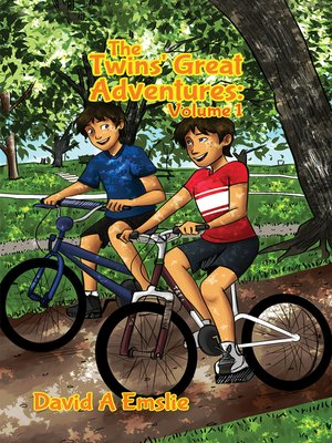 cover image of The Twins' Great Adventures: Volume 1
