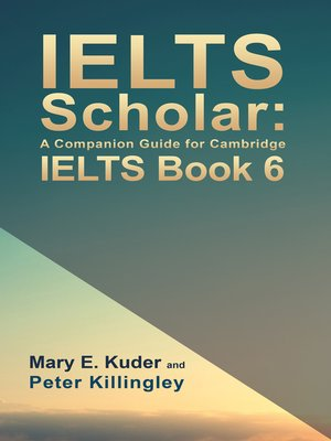 cover image of IELTS Scholar