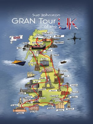 cover image of GRAN Tour of the UK