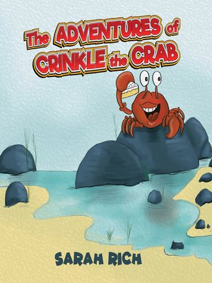 cover image of The Adventures of Crinkle the Crab