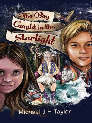cover image of The Boy Caught in the Starlight