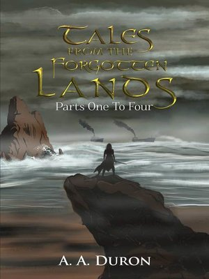 cover image of Tales from the Forgotten Lands