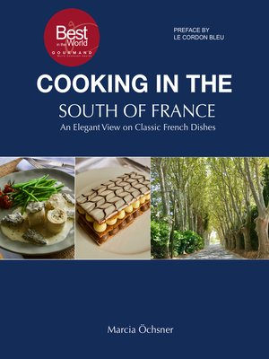cover image of Cooking in the South of France