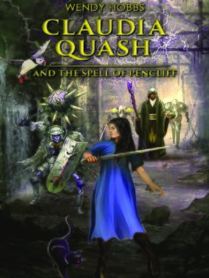 cover image of Claudia Quash and the Spell of Pencliff