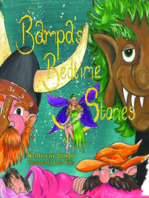 cover image of Bampa's Bedtime Stories