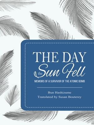 cover image of The Day the Sun Fell