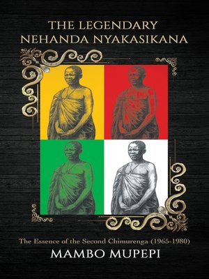 cover image of The Legendary Nehanda Nyakasikana