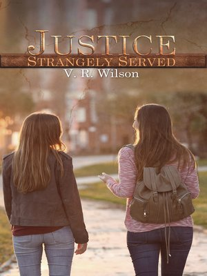 cover image of Justice Strangely Served