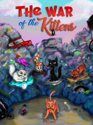 cover image of The War of the Kittens