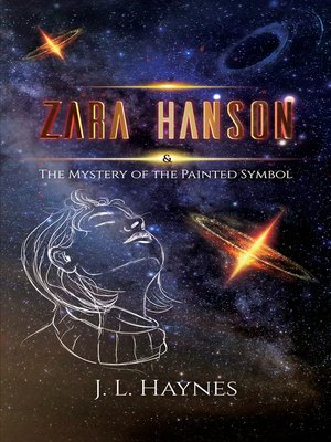 cover image of Zara Hanson & The Mystery of the Painted Symbol