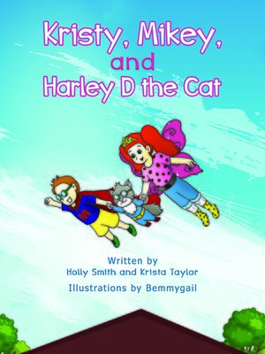 cover image of Kristy, Mikey, and Harley D the Cat