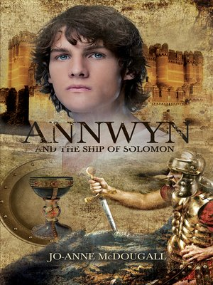 cover image of Annwyn and the Ship of Solomon