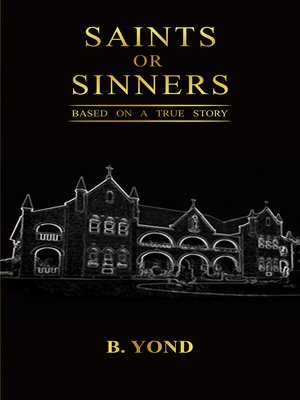 cover image of Saints or Sinners