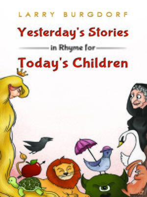 cover image of Yesterday's Stories in Rhyme for Today's Children