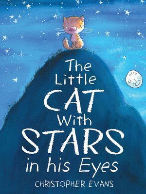 cover image of The Little Cat With Stars in his Eyes