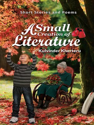 cover image of A Small Creation of Literature