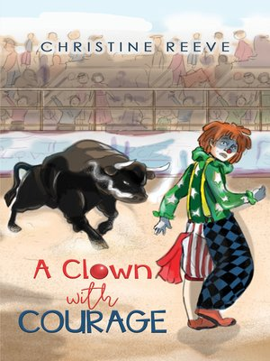 cover image of A Clown with Courage