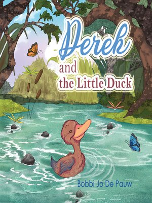 cover image of Derek and the Little Duck