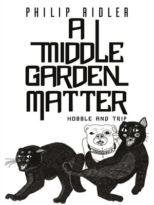 cover image of A Middle Garden Matter
