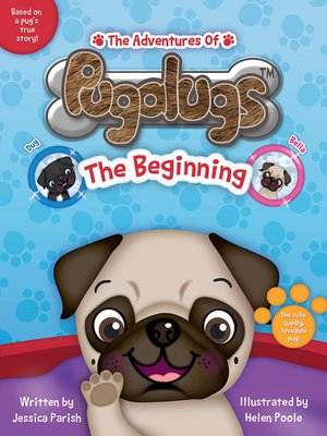 cover image of The Adventures of Pugalugs: The Beginning