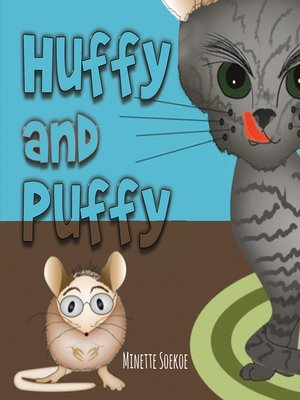 cover image of Huffy and Puffy