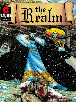 cover image of The Realm, Issue 10